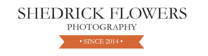 Shedrick Flowers Photography logo